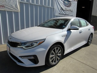 New 2019 Kia Optima EX Sedan 5XXGU4L1XKG307448 in Redding, CA
