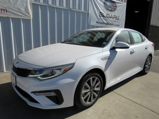 New 2019 Kia Optima EX Sedan For Sale/Lease Redding, CA