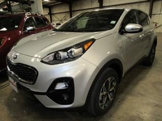 New 2020 Kia Sportage LX SUV KNDPMCAC2L7661084 in Redding, CA