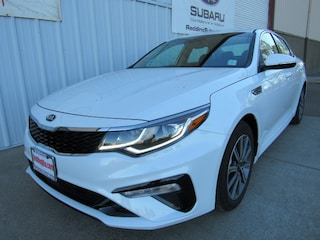 New 2019 Kia Optima EX Sedan 5XXGU4L13KG309154 in Redding, CA