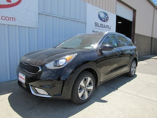 New 2019 Kia Niro LX SUV KNDCB3LC7K5298020 in Redding, CA