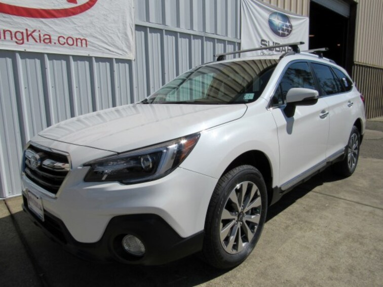 New 2019 Subaru Outback 2.5i Touring SUV For Sale/Lease Redding, CA