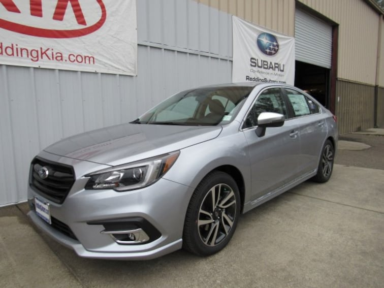 New 2019 Subaru Legacy 2.5i Sport Sedan For Sale/Lease Redding, CA