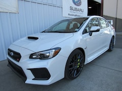 New Subaru 2019 Subaru WRX STI Sedan JF1VA2R62K9813916 in Redding