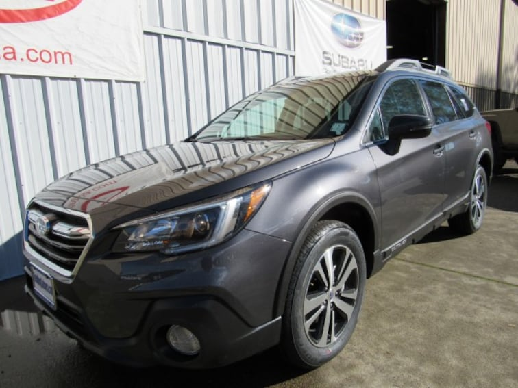 New 2019 Subaru Outback 2.5i Limited SUV For Sale/Lease Redding, CA