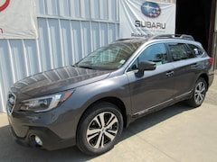 New 2017-2018 Subaru 2019 Subaru Outback 2.5i Limited SUV 4S4BSANC6K3205458 in Redding