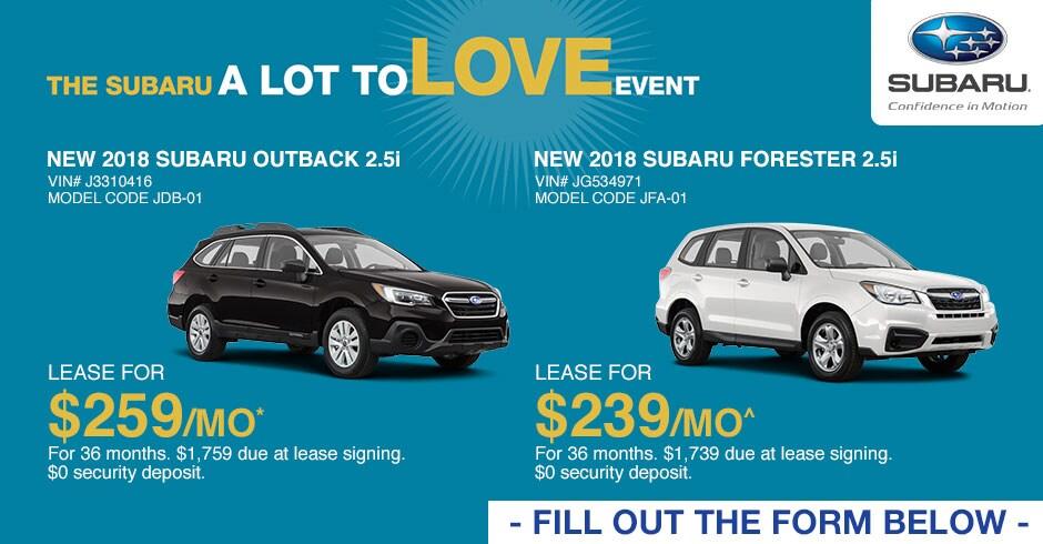 Subaru A Lot To Love Redding Subaru