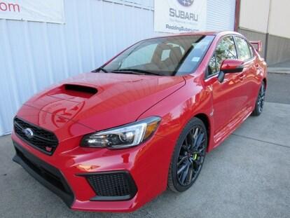 Sti For Sale >> New 2019 Subaru Wrx Sti For Sale Lease Redding Ca Stock S15527