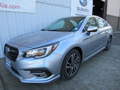 New Subaru 2019 Subaru Legacy 2.5i Sport Sedan 4S3BNAS62K3021273 in Redding