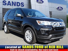 New 2019 Ford Explorer XLT SUV 19328 for sale in Red Hill, PA