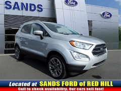 New 2018 Ford EcoSport Titanium SUV 18532 for sale in Red Hill, PA
