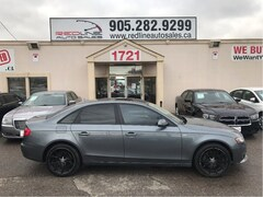 2012 Audi A4 2.0T Premium, AWD, Leather, WE APPROVE ALL CREDIT Sedan