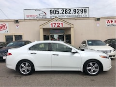 2012 Acura TSX Premium, Sunroof, Leather, WE APPROVE ALL CREDIT Sedan