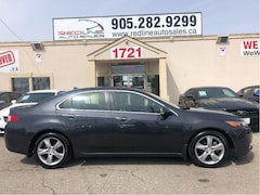 2012 Acura TSX Premium, Leather, Sunroof, WE APPROVE ALL CREDIT Sedan