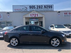 2014 Chevrolet Cruze RS, Leather, Sunroof, WE APPROVE ALL CREDIT Sedan