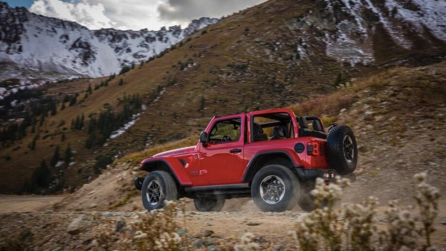 jeep wrangler plug in hybrid confirmed for 2020 redline. Black Bedroom Furniture Sets. Home Design Ideas