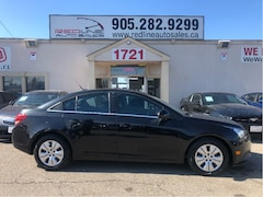2013 Chevrolet Cruze LT Turbo, WE APPROVE ALL CREDIT Sedan