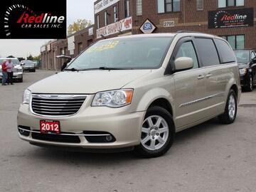 2012 Chrysler Town & Country Van