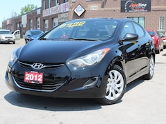 2012 Hyundai Elantra GL Bluetooth-Heated Seats Sedan