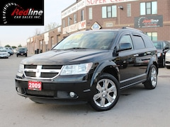 2009 Dodge Journey R/T 7 Passenger-Leather-Camera-Sunroof SUV