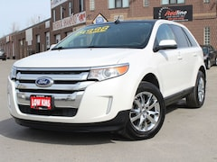 2011 Ford Edge Limited Navi-Pano Roof-Bluetooth SUV