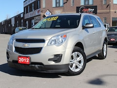 2012 Chevrolet Equinox LS Bluetooth-Alloys SUV
