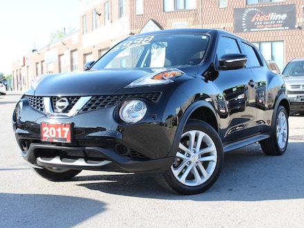 2017 Nissan Juke SV AWD Bluetooth-Camera-Alloys SUV