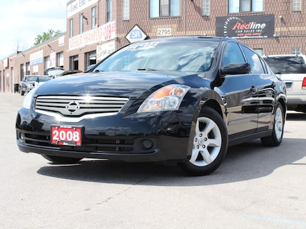 2008 Nissan Altima 2.5 S Auto-Cold A/C-Alloys Sedan