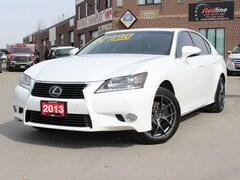 2013 LEXUS GS 350 AWD Navi-Bluetooth-Blind Spot Sedan