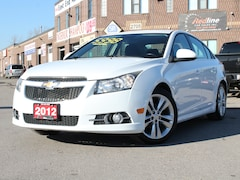 2012 Chevrolet Cruze RS Turbo Bluetooth-Alloys Sedan