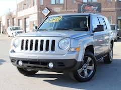 2015 Jeep Patriot High Altitude Leather-Bluetooth-Sunroof SUV