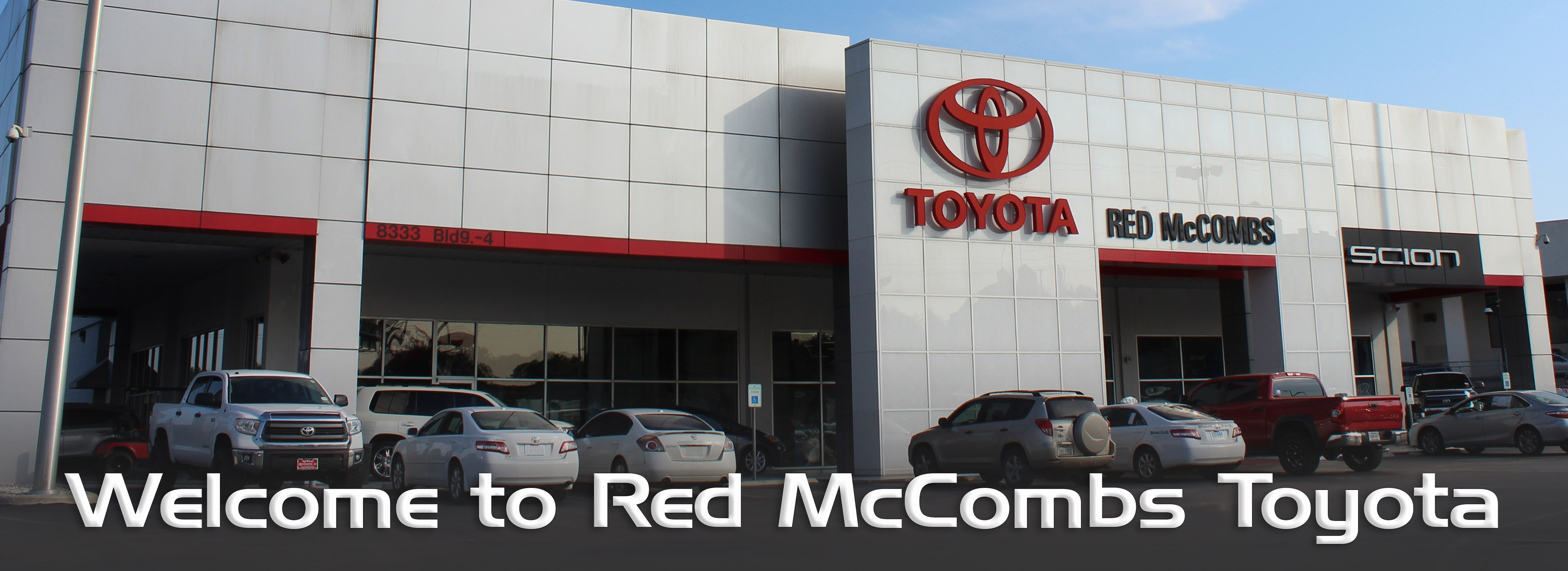 San Antonio Toyota Dealer About Red Mccombs Toyota