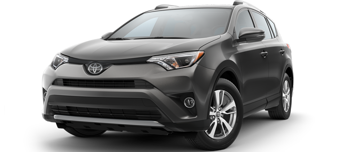 New 2017 Toyota Rav4 LE at Red McCombs Toyota
