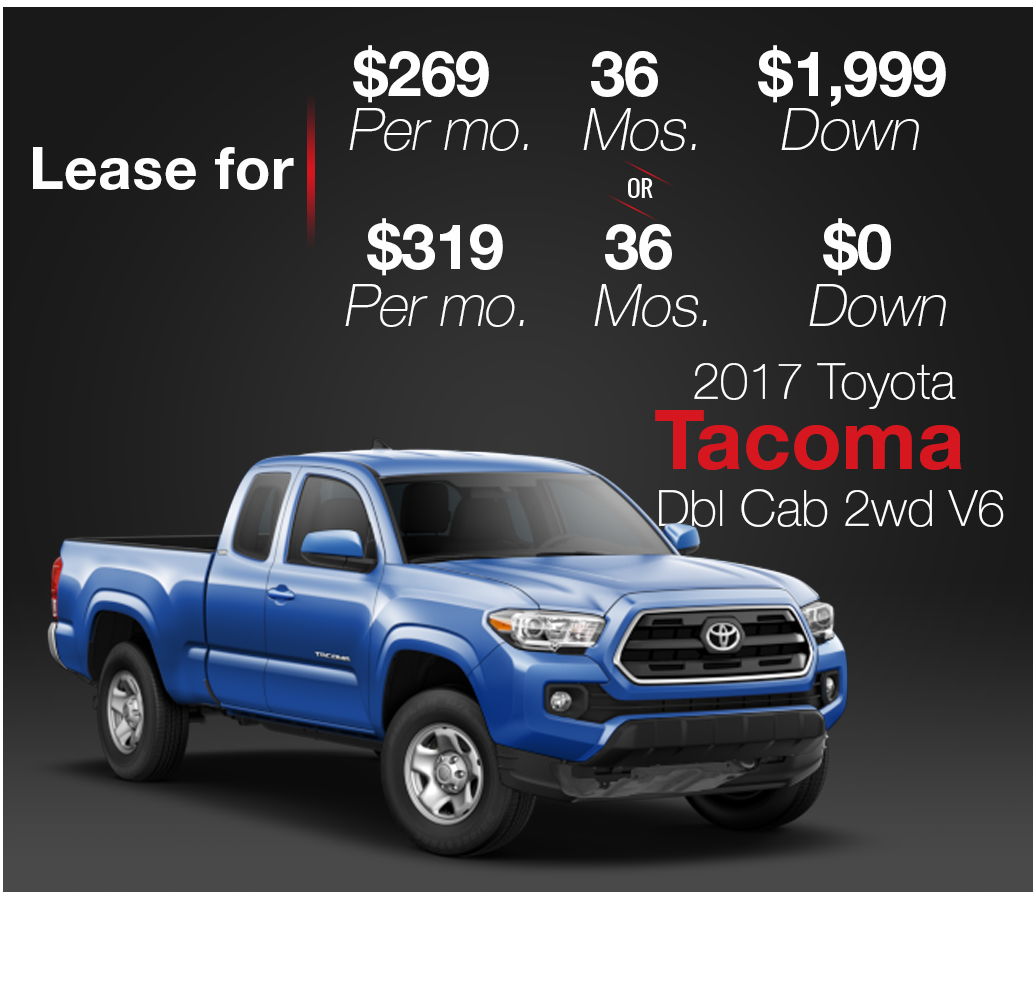 Toyota Lease Deals >> Toyota Tacoma Lease Deals Utah All You Can Eat Deals Brisbane