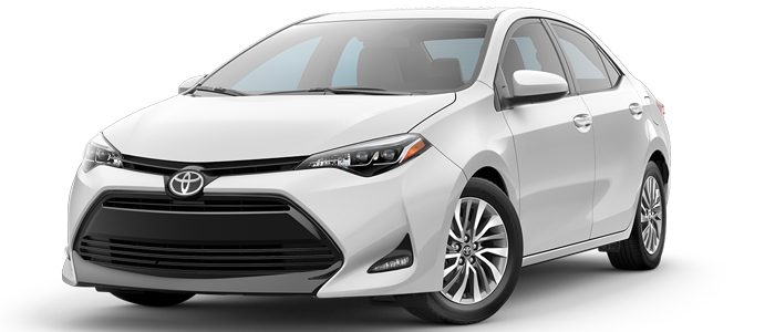 Remaining  2017 Toyota Corolla Models at Red McCombs Toyota