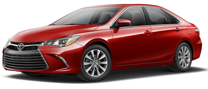 Remaining 2017 Toyota Camry Models at Red McCombs Toyota