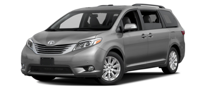 New 2017 Toyota Sienna XLE at Red McCombs Toyota