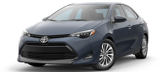 New 2017 Toyota Corolla L Auto. at Red McCombs Toyota