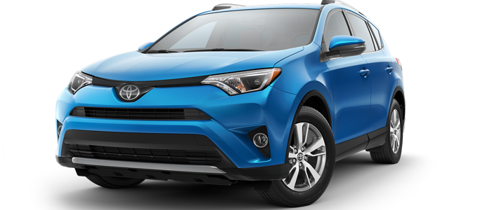 Remaining  2017 Toyota Rav4 Limited at Red McCombs Toyota