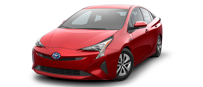New 2017 Toyota Prius Two LB at Red McCombs Toyota