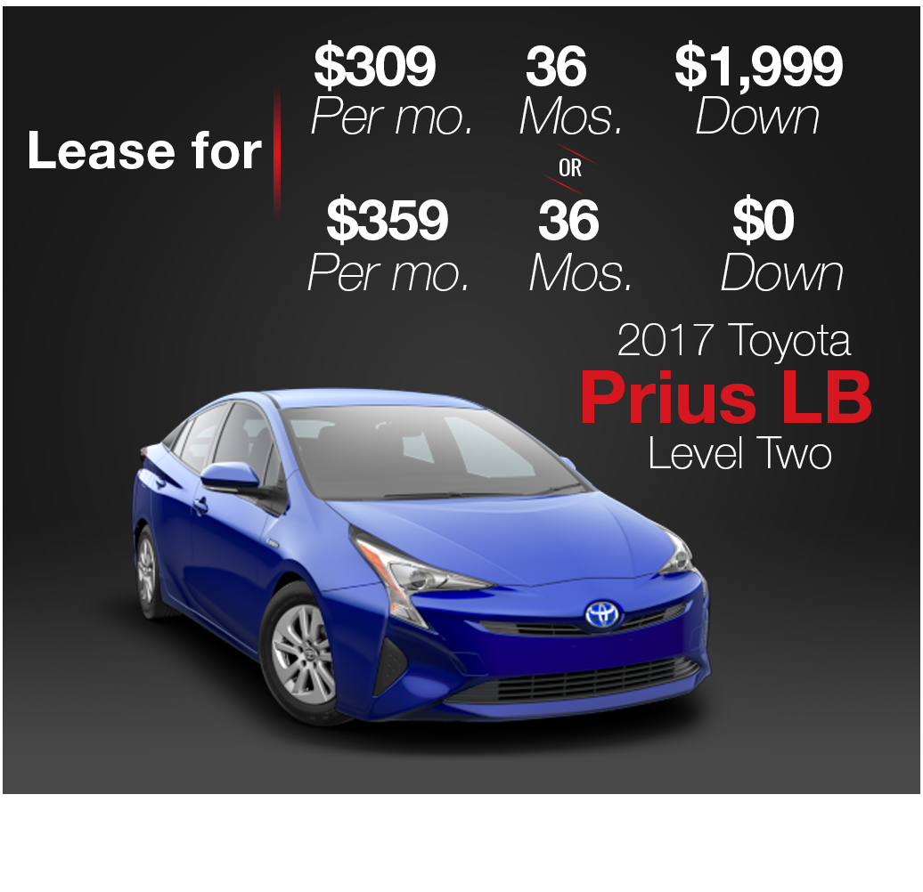 2017 toyota prius tax credit. Black Bedroom Furniture Sets. Home Design Ideas
