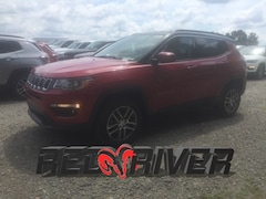 New 2018 Jeep Compass LATITUDE 4X4 Sport Utility 36368 in Heber Springs, AR