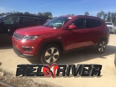 New 2018 Jeep Compass LATITUDE FWD Sport Utility 36516 in Heber Springs, AR