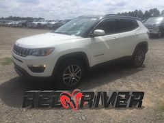New 2018 Jeep Compass LATITUDE 4X4 Sport Utility 36367 in Heber Springs, AR