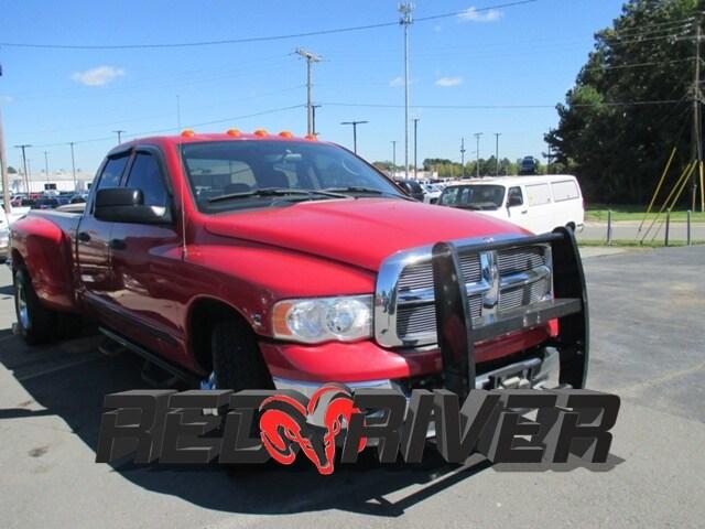 2005 Dodge Ram 3500 Heavy Duty SLT Truck Quad Cab