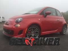 Certified Pre-Owned 2015 FIAT 500 Abarth Hatchback 26710A Heber Springs, AR