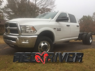 Commercial 2018 Ram 3500 Chassis Tradesman/SLT/Laramie Truck Crew Cab 26735 in Heber Springs, AR