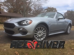 New 2018 FIAT 124 Spider Classica Convertible 46878 in Heber Springs, AR
