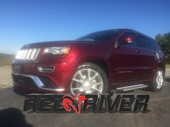 Certified Pre-Owned 2016 Jeep Grand Cherokee Summit 4x4 SUV 26526A Heber Springs, AR