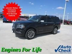 2016 Lincoln Navigator Select SUV